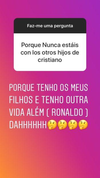 Katia Aveiro Responde Fa Irmã De Cristiano Ronaldo Reage A Pergunta De Fã: &Quot;Tenho Outra Vida Além Ronaldo&Quot;