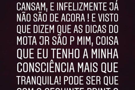 Liliana Rodrigues 2 1 &Quot;Dormir No Hotel&Quot;? Liliana Rodrigues Dá Nega A Músico E Mostra As Mensagens