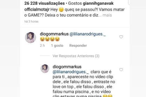Liliana Rodrigues 3 &Quot;Dormir No Hotel&Quot;? Liliana Rodrigues Dá Nega A Músico E Mostra As Mensagens