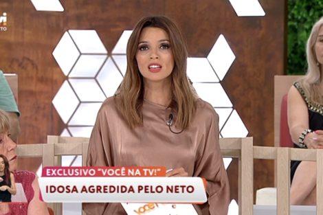 Maria Cerqueira Gomes Voce Na Tv 1 Convidada Do 'Você Na Tv' Está &Quot;Barricada&Quot; Em Casa
