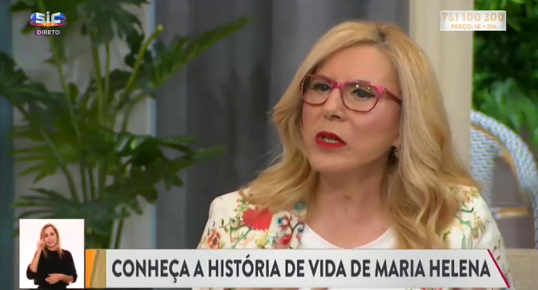 P Maria Helena Martins Recorda Suicídio Do Pai: &Quot;É Uma Falha Que Fica Eternamente&Quot;