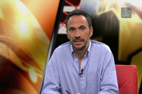 Pedro Ribeiro Pedro Ribeiro Revela-Se Feliz Por Ser Aposta Da Tvi Para O 'Mais Futebol'