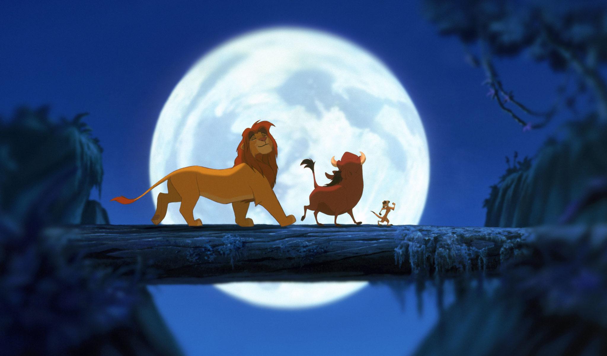 Rei Leao Canal Hollywood Celebra 25º Aniversário De 'O Rei Leão'