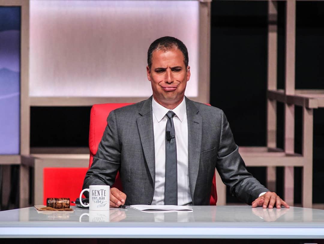 Ricardo Araujo Pereira Ricardo Araújo Pereira Sai Das Manhãs Da Comercial? Eis A Resposta