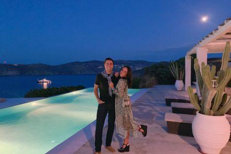 Ricardopereirafrancisca2 Ricardo E Francisca Pereira Apaixonados Na Grécia: &Quot;Amor Da Minha Vida&Quot;