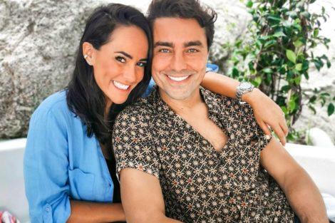 Ricardopereirafrancisca3 Ricardo E Francisca Pereira Apaixonados Na Grécia: &Quot;Amor Da Minha Vida&Quot;