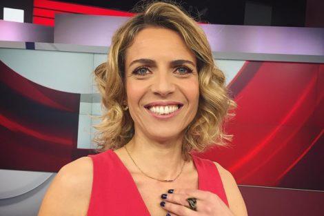 Sandra Felgueiras Sandra Felgueiras Regressa À Rtp1 Com 'Sexta Às 9'