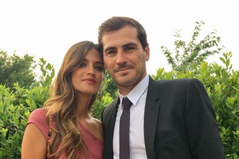 Sara Carbonero Iker Casillas Iker Casillas Felicita Sara Carbonero Pelo Seu Aniversário