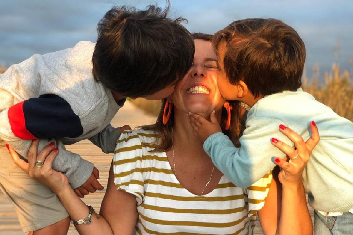 Tania Ribas De Oliveira 2 Tão Feliz! Em Família, Tânia Ribas De Oliveira Vive Um Dos Melhores Dias Da Sua Vida