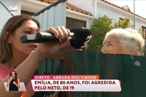 Voce Na Tv Já Há Novidades Sobre A Convidada Do 'Você Na Tv' Que Se Terá Barricado Em Casa