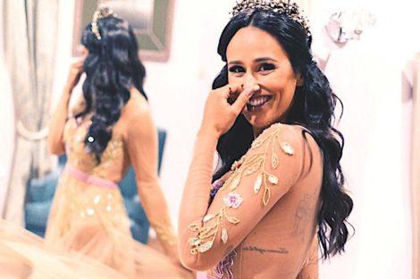 66909206 154469265614253 7306605568520852429 N E1564996670308 &Quot;Arraso&Quot;. O Visual De Princesa De Rita Pereira Em 'A Tua Cara Não Me É Estranha'