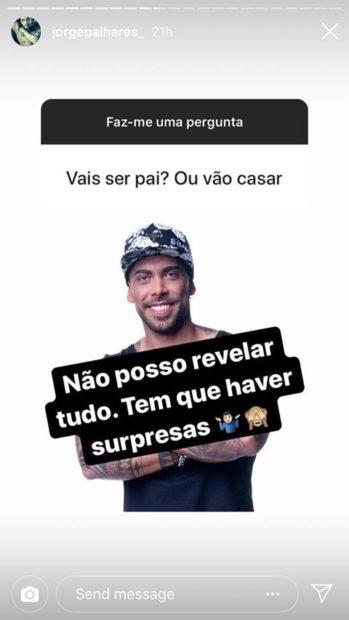 67564244 698598500599277 6921273027942416384 N Love On Top: Jorge E Sandra Podem Estar À Espera De Um Filho