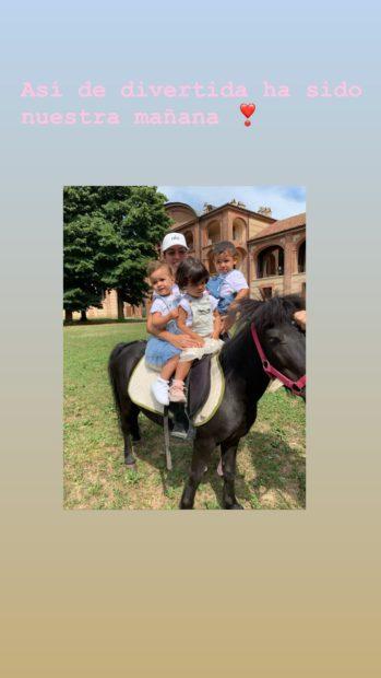 67890363 124491895509536 8937249727314882366 N Georgina Rodríguez Passa Manhã Divertida Com As Crianças