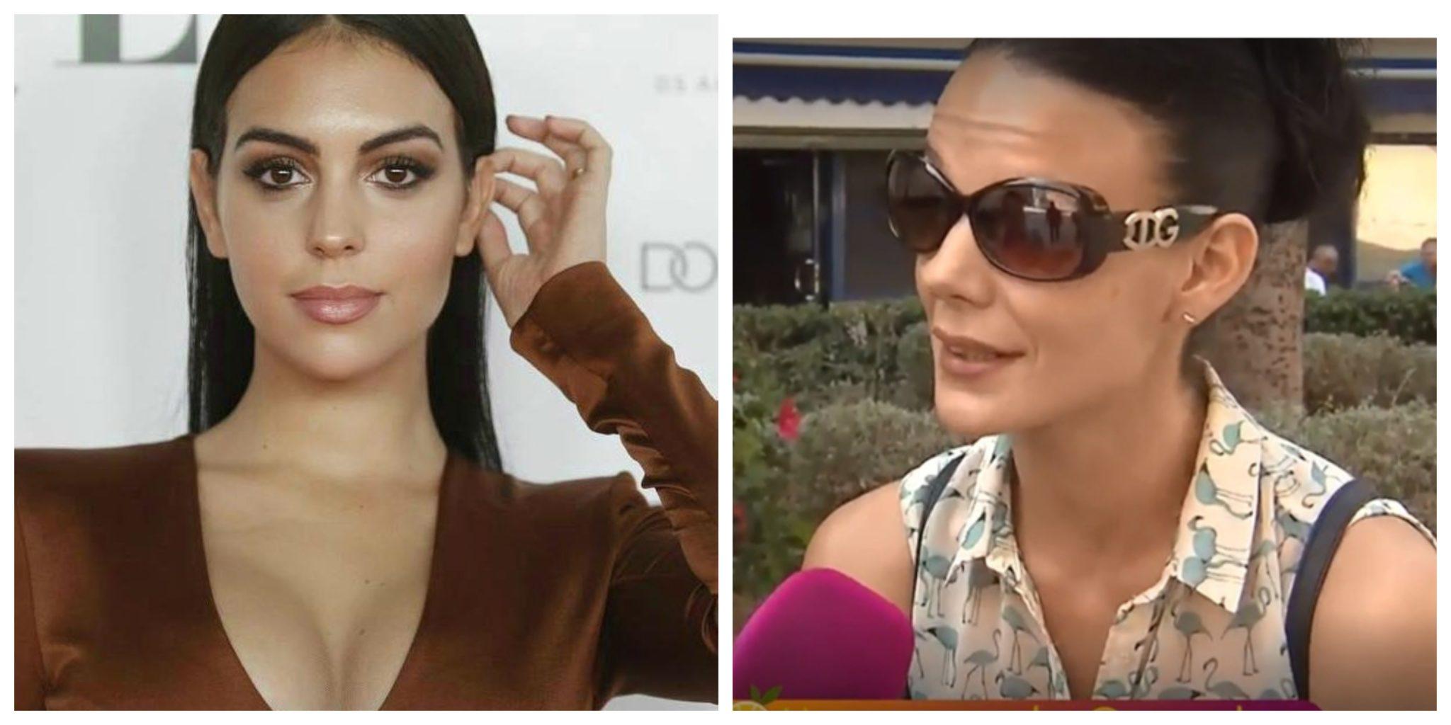 Georgina Rodríguez Polémica! Irmã De Georgina Rodríguez Vai Entrar No 'Big Brother Vip' Espanhol