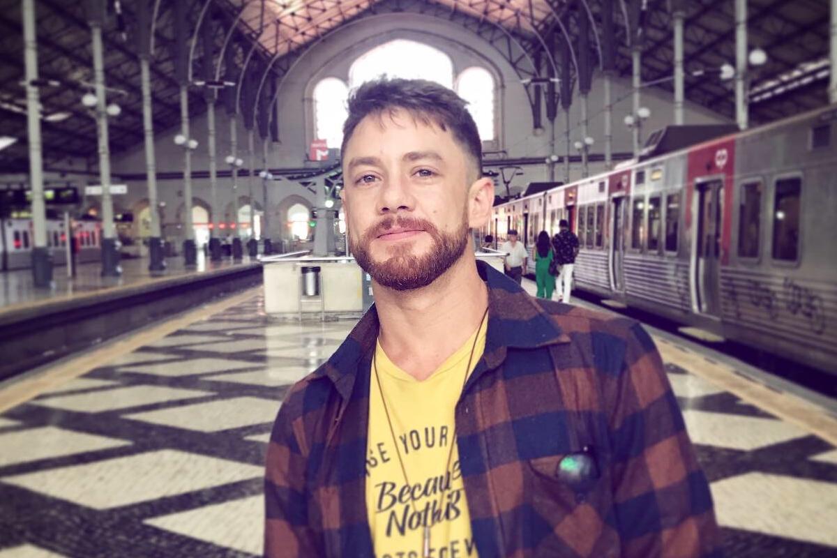 Leonardo Miggiorin De Visita A Portugal, Leonardo Miggiorin Confessa: &Quot;Adoraria Fazer Televisão Por Aqui&Quot;
