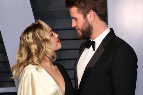 Miley Cyrus Liam Hemsworth 1 Miley Cyrus Diz Que O Ex-Marido É Um 'Demónio'