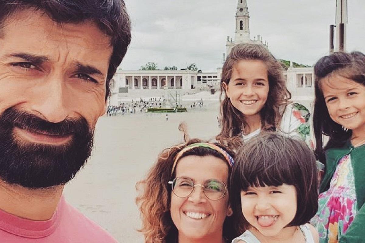 Antonio Raminhos 1 Filha De António Raminhos Está Muito Triste Por Causa Da Pandemia