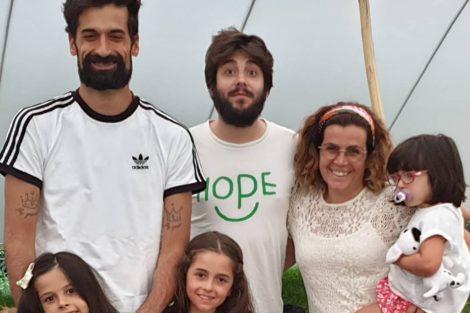 """antonio raminhos salvador sobral catarina António Raminhos brinca com """"Salvador Maria"""""""