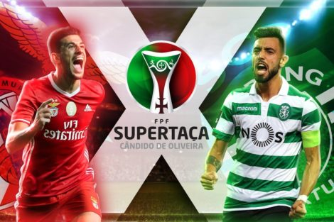 Benfica Sporting Supertaca Candido Oliveira Benfica X Sporting Em Direto. Supertaça Cândido De Oliveira
