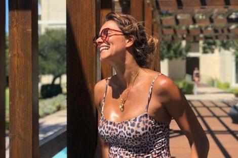 Claudia Vieira 3 Confirmado! Cláudia Vieira Partilha Primeira Imagem Da Filha Caetana