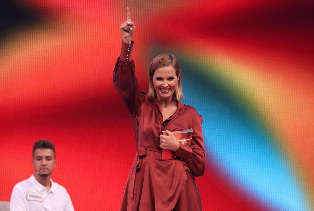 Cristina Ferreira Premio De Sonho Novo Programa De Cristina Ferreira Estreia Na Liderança Mas Abaixo Dos 'Agricultores'