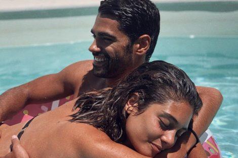 duartegomesfilipanascimento Juntos de férias! Duarte Gomes e Filipa Nascimento já não escondem a relação!