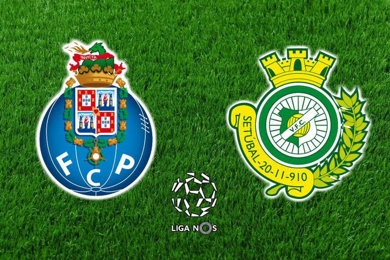 Fc Porto Vitoria Setubal Fc Porto X V. Setúbal Em Direto Na Sport Tv1