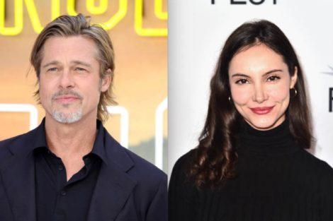 gossip cop Brad Pitt poderá ter encontrado o amor ao lado de atriz muito parecida a Angelina Jolie