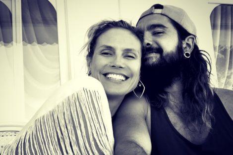 Heidi Klum Tom Kaulitz Heidi Klum Está Grávida?