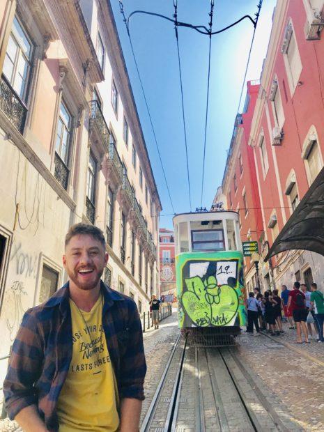 Image7 De Visita A Portugal, Leonardo Miggiorin Confessa: &Quot;Adoraria Fazer Televisão Por Aqui&Quot;