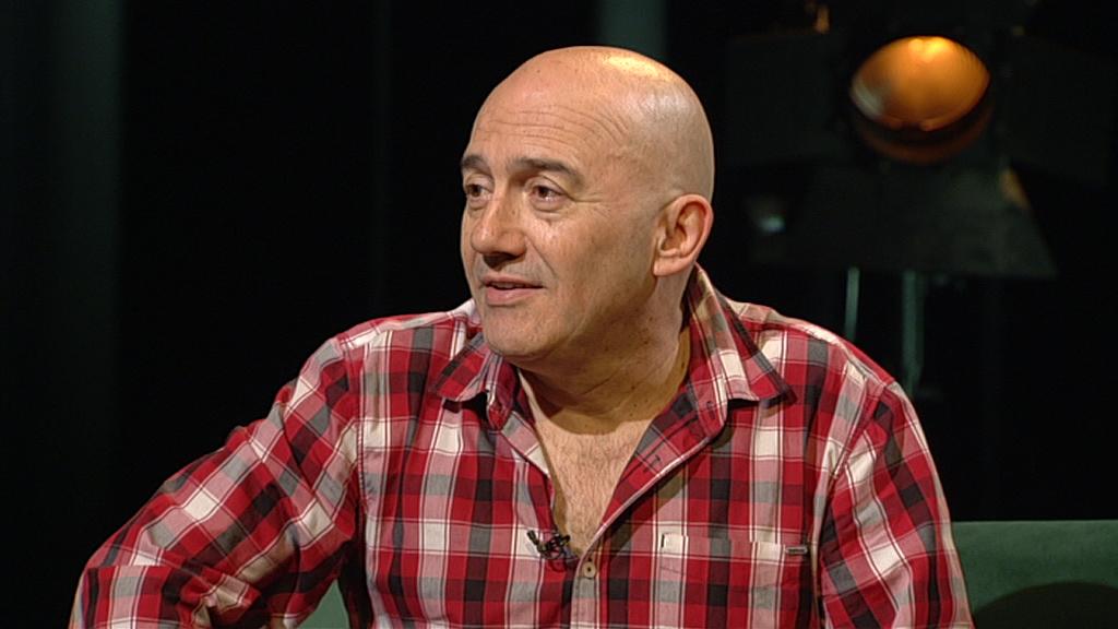 Jose Raposo 'Sei Quem Ele É' Está De Regresso. José Raposo Surpreendido Pela Sua Mulher