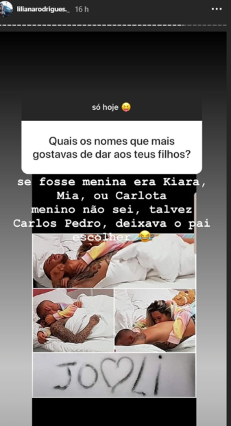 Lili1 Love On Top: Liliana Rodrigues Está Grávida?