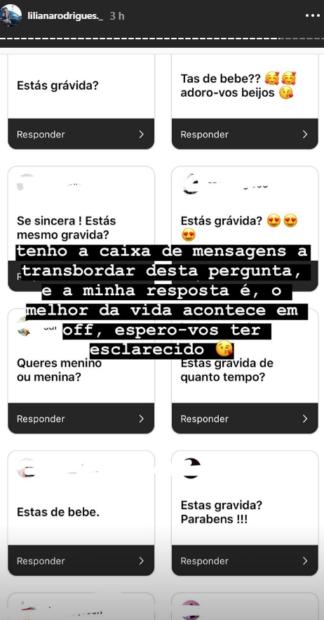 Lili2 Love On Top: Liliana Rodrigues Está Grávida?