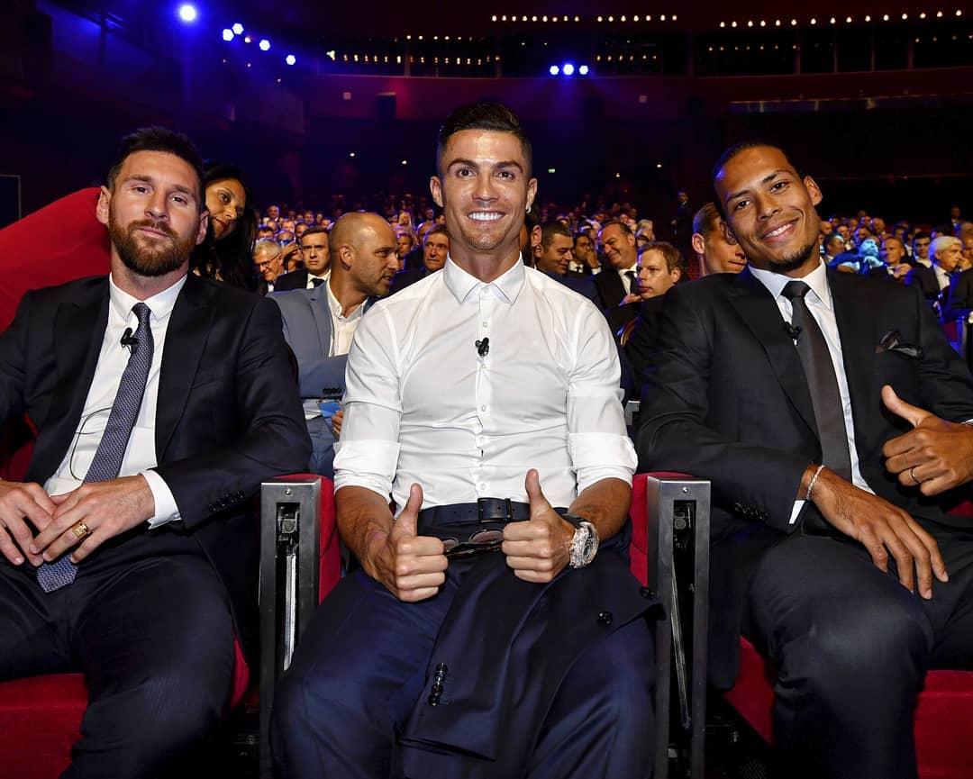 messi e ronaldo Conversa de Ronaldo e Messi está a contagiar os fãs do futebol