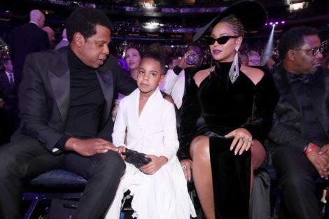 Naom 5A6Ebf97Ae6A0 Com Sete Anos, Filha De Beyoncé Conquista Primeiro Feito No Mundo Da Música