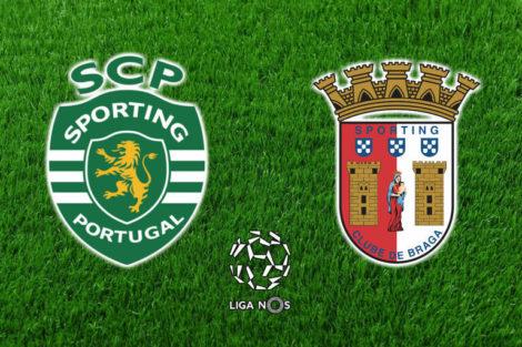 Sporting Braga Sporting X Braga Em Direto Na Sport Tv1