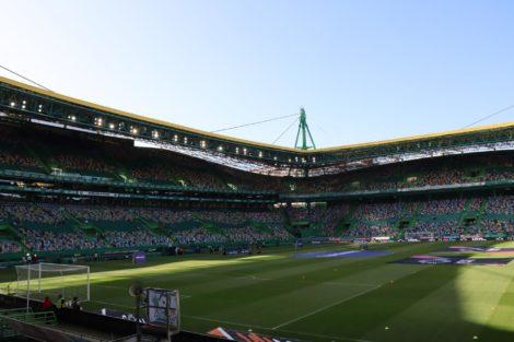 Sporting Jose Alvalade Sporting X Rio Ave Em Direto Na Sport Tv1