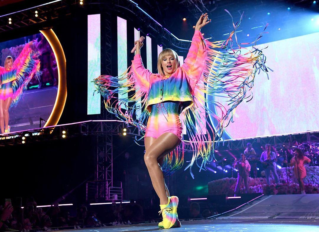 Taylor Swift Taylor Swift É A Primeira Grande Confirmação Dos Mtv Vmas 2019