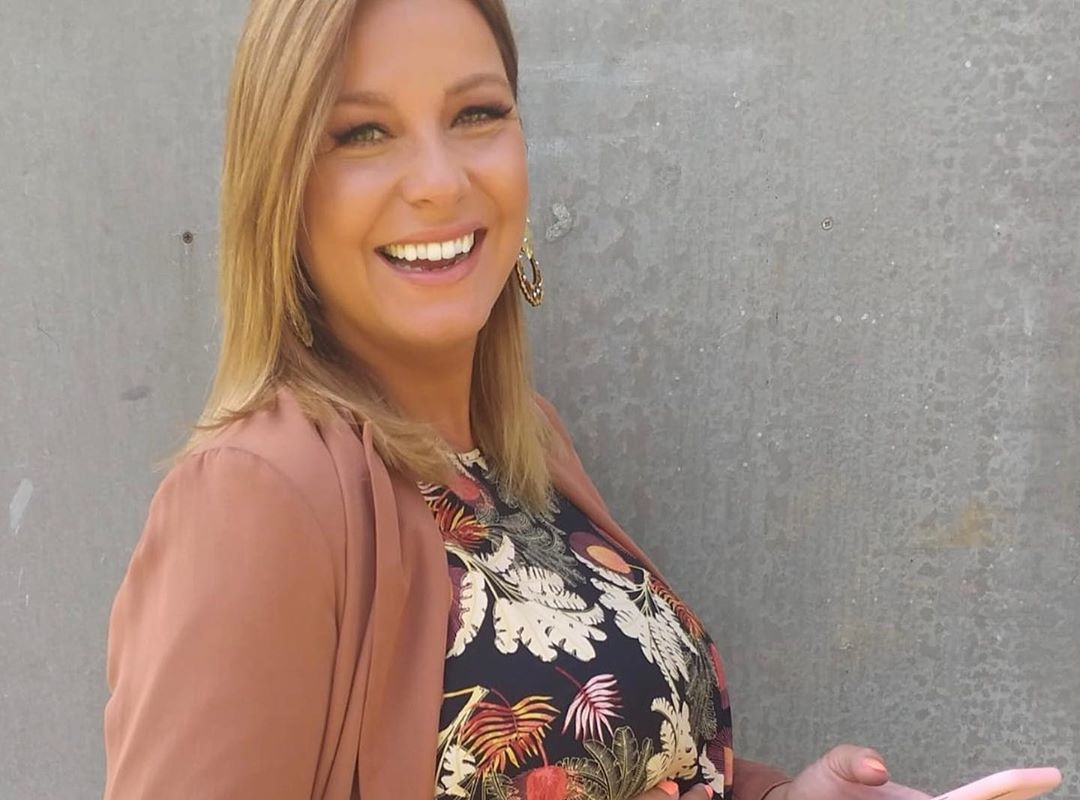 vanessa oliveira 1 Vanessa Oliveira mostra barriga de grávida em nova fotografia