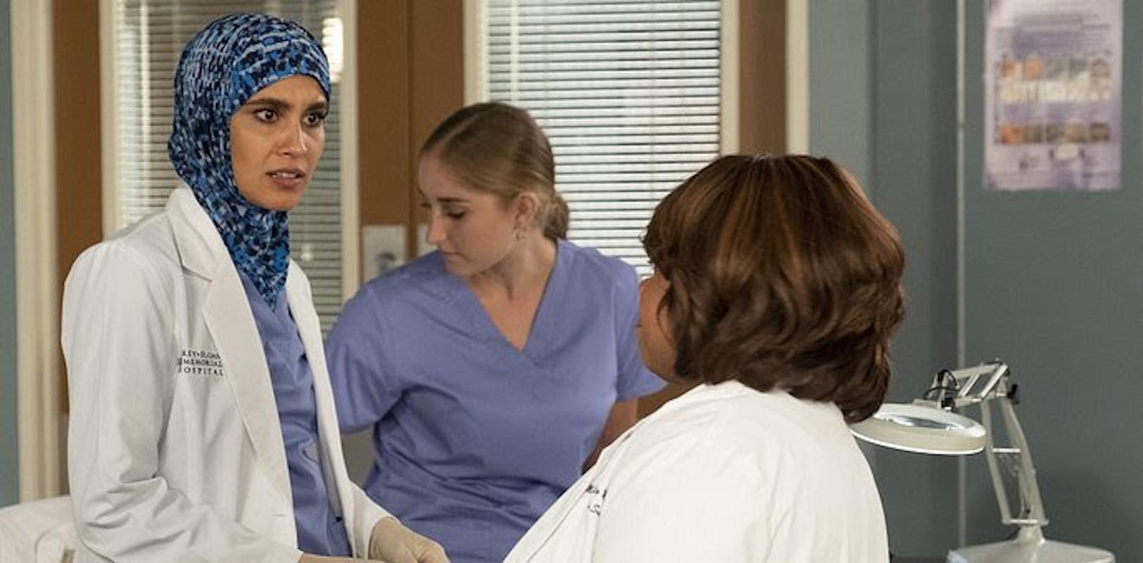 Anatomia de Grey 'Anatomia de Grey' está de regresso à Fox Life com mais reviravoltas e muito drama