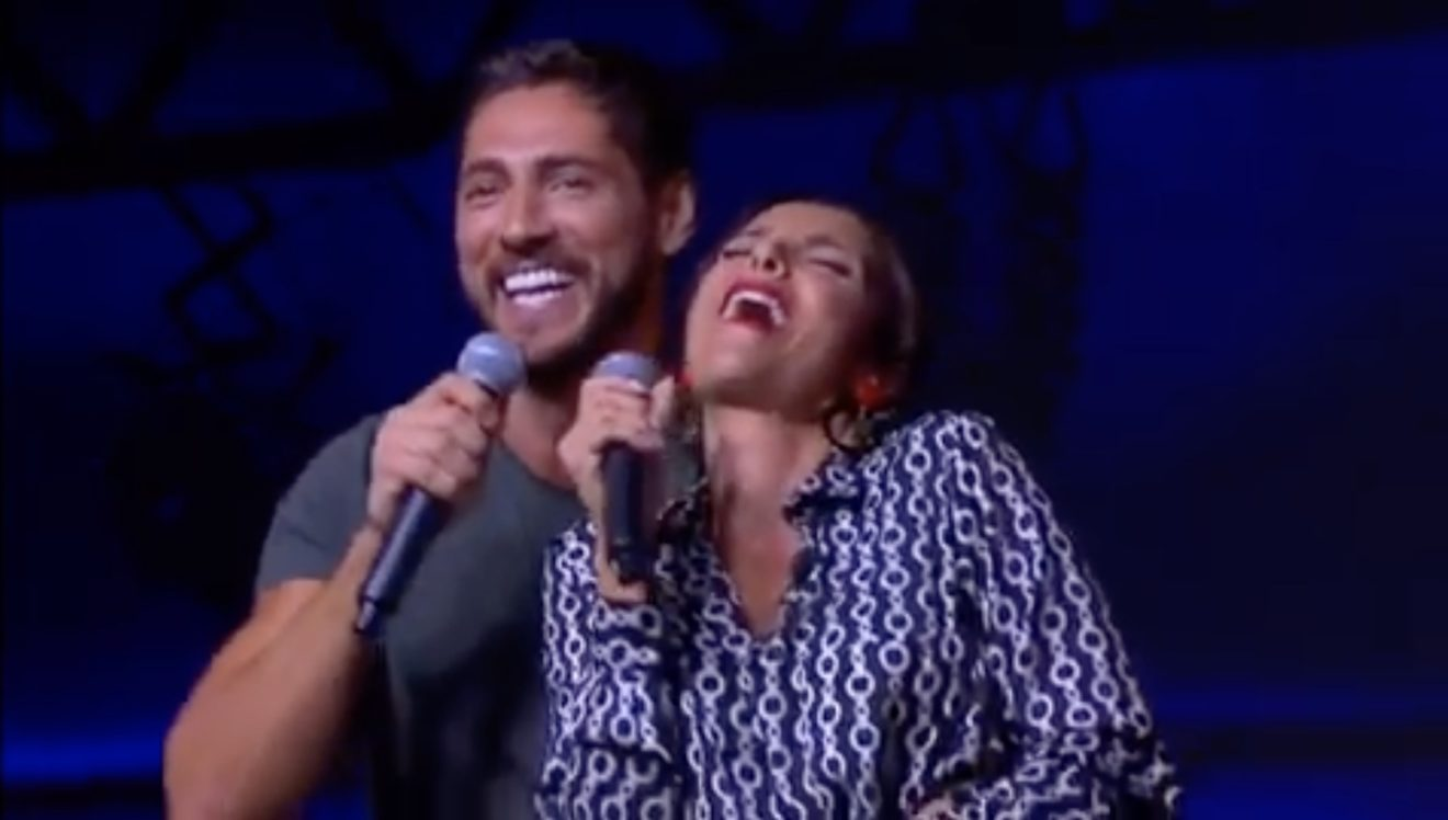 """Ângelo Rodrigues. Iva Domingues partilha vídeo especial: """"Ao teu lado... sempre"""""""