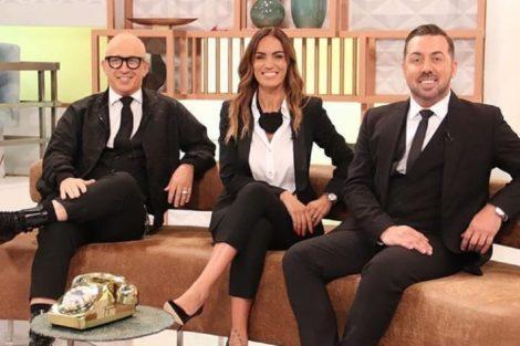 """antonio leal e silva flavio furtado António Leal e Silva critica novo programa de Fernanda Serrano: """"É uma m****!"""""""