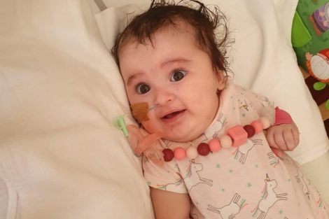 Bebe Matilde Bebé Matilde Internada Nos Cuidados Intensivos