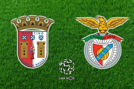 Braga Benfica Liga Nos Direto Braga X Benfica Em Direto Na Sport Tv2