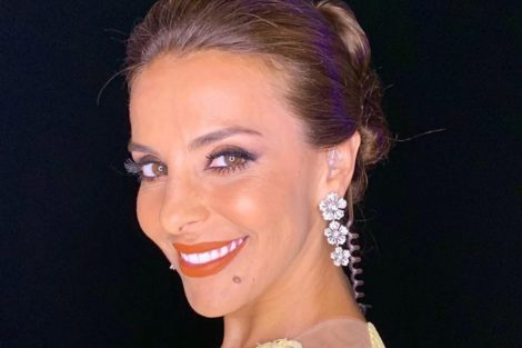 Catarina Furtado 1 &Quot;Beleza Pura&Quot;: Catarina Furtado Encanta Com Vestido Justo