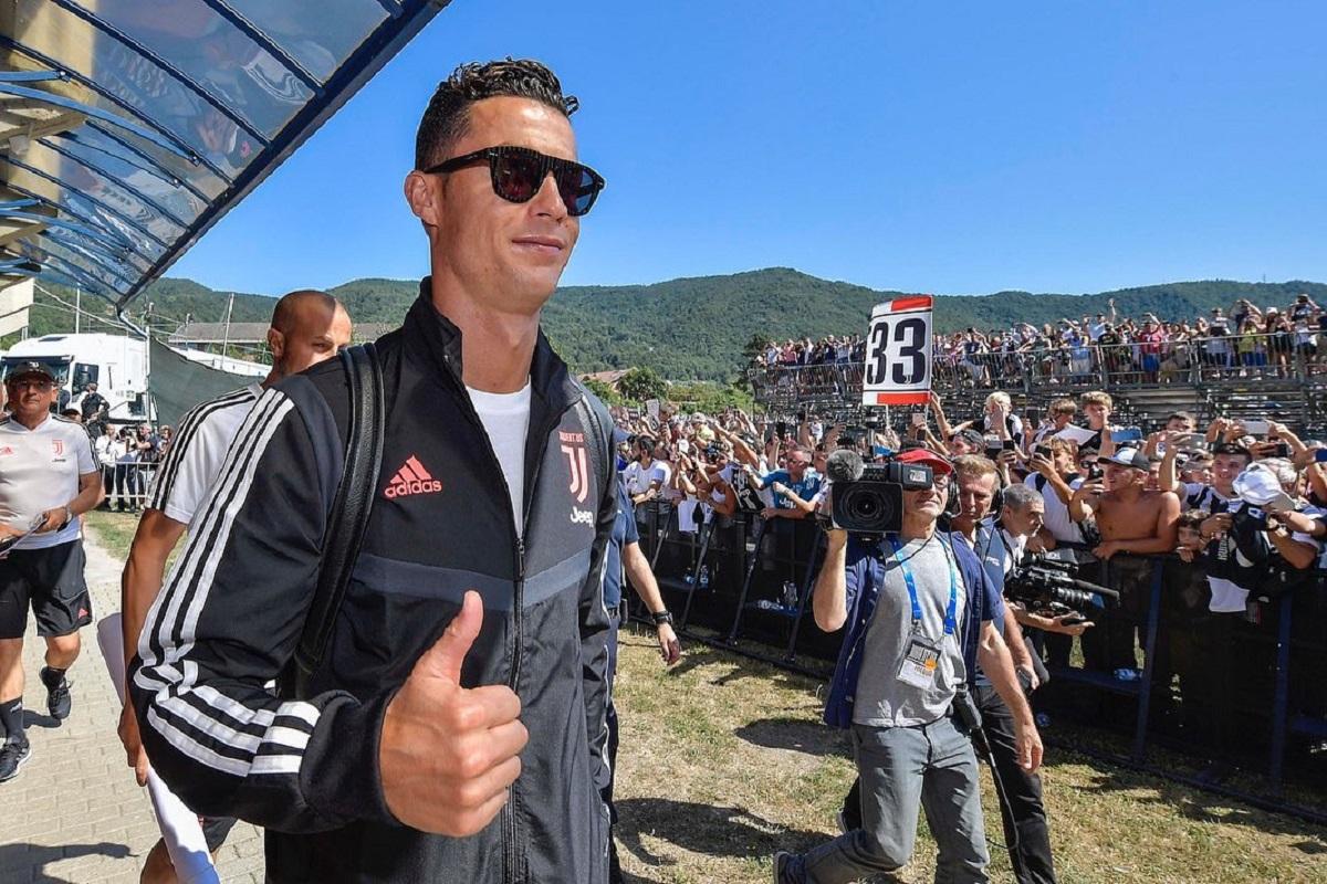 Cristiano Ronaldo Ex-Presidente Da Juventus Critica Atitude De Cristiano Ronaldo