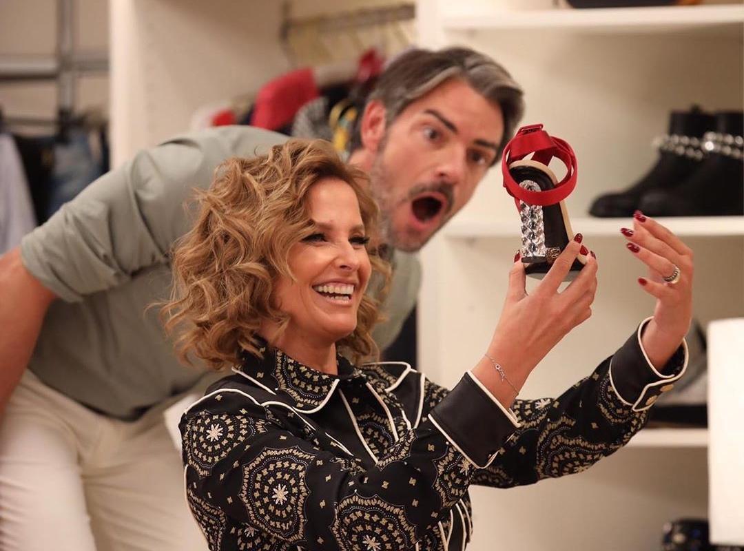 Globos de Ouro. Já sabe quanto custam os sapatos que Cristina Ferreira vai usar?