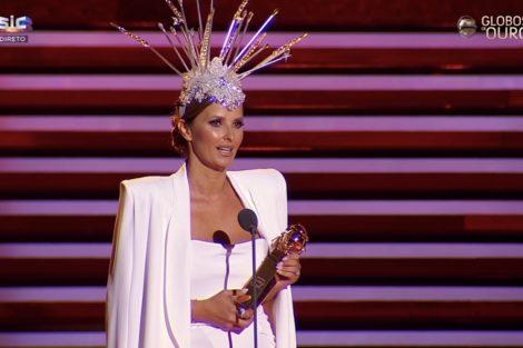 Cristina Ferreira Globo De Ouro Antigo Repórter De Cristina Ferreira Faz Paródia Com A Apresentadora