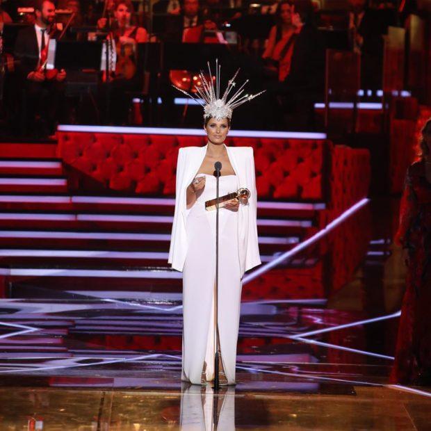 Dailycristina 4 Os Visuais De Cristina Ferreira Na 'Xxiv Gala Globos De Ouro'
