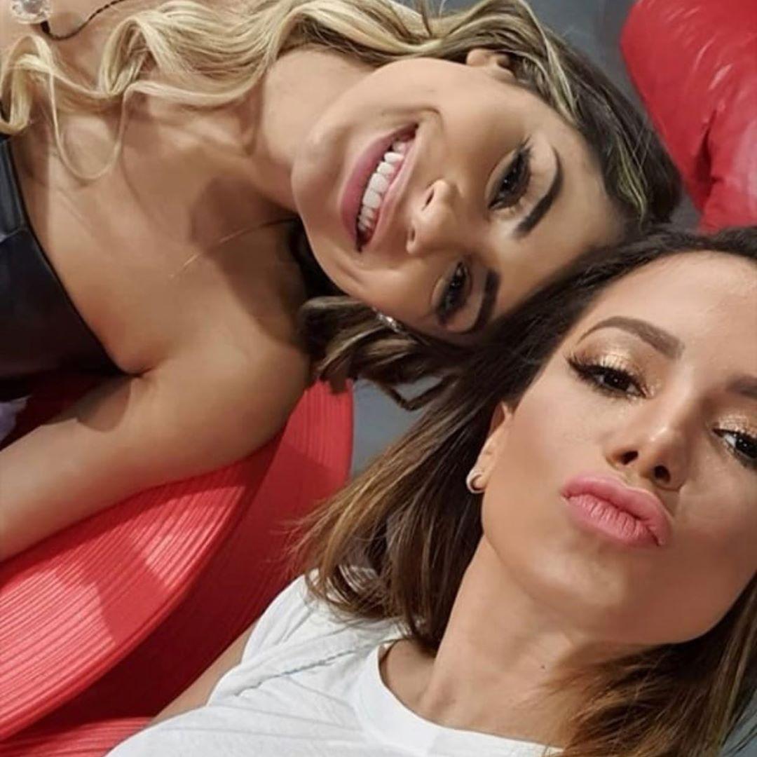 lexa e anitta Anitta fala da sua relação com bailarina
